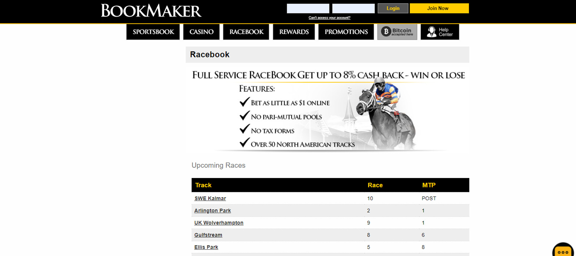 Interface para mutual betting henlow dogs betting tips