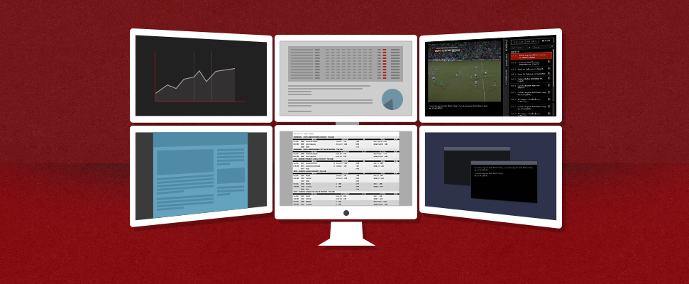 home betting setup]