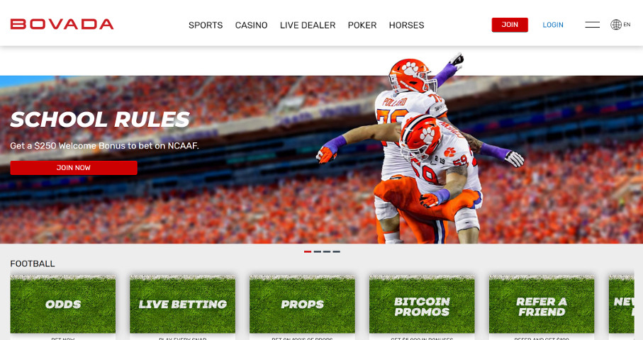Bovada Legit For Sports Betting? Bovada Sportsbook Review 2019