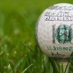 Golf Ball Cash Logo