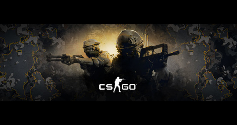 A eSports CSGO Banner
