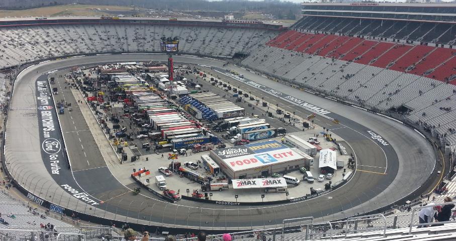 NASCAR Racetracks